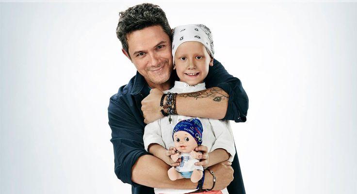 Juegaterapia presenta el BabyPelón de Alejandro Sanz.