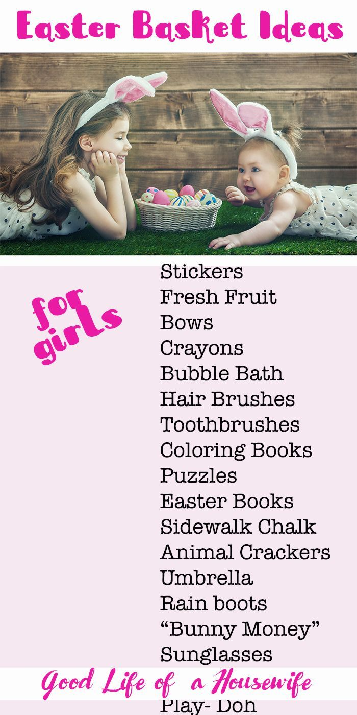 My toddler loves candy, but I prefer non candy easter basket stuffers until she can properly floss and brush. Here are 40 non candy easter basket ideas for little girls