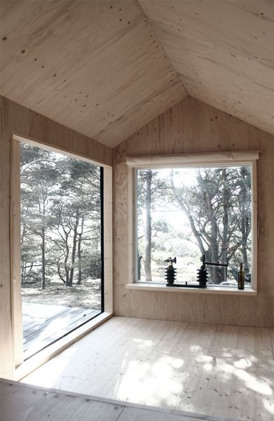 Septembre Architecture | plywood, natural light, big windows