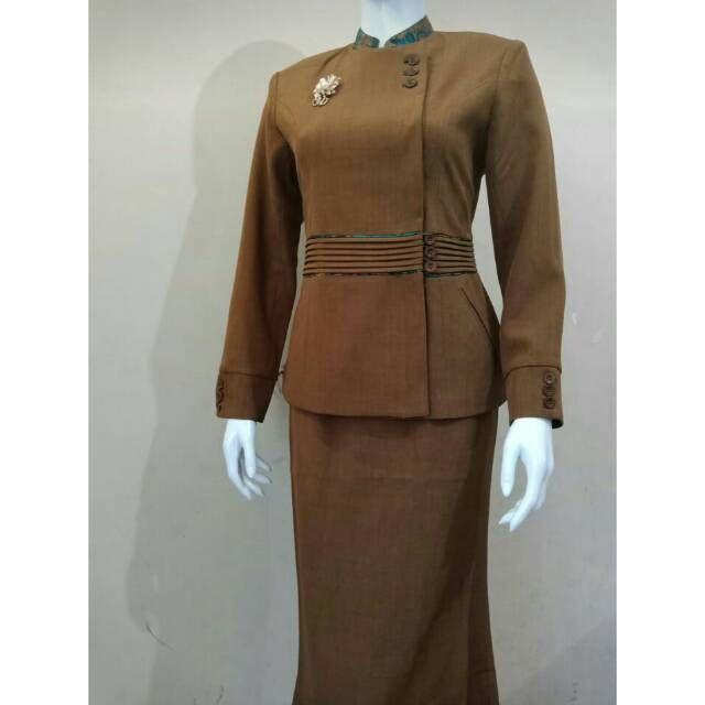 Model Baju Dinas Pemda