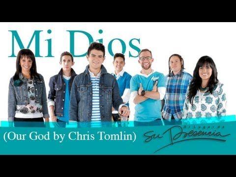 Mi Dios - Su Presencia (Our God by Chris Tomlin)  si DIOS es con nosotros quien contra nosotros, mi DIOS es grande