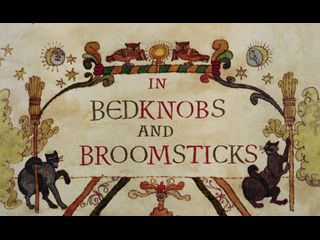 Bedknobs and Broomsticks (1971) Angela Lansbury