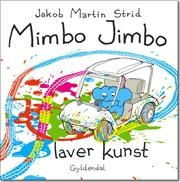 Jakob Martin Strid has made a wonderful crazy book about art for small children.