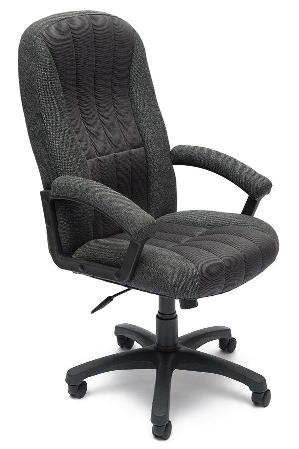 Кресло офисное CH 888, серая ткань/сетка