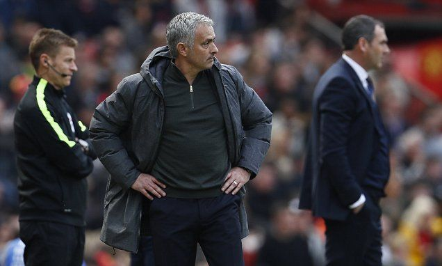 Man Utd could play kids by end of the season - Mourinho