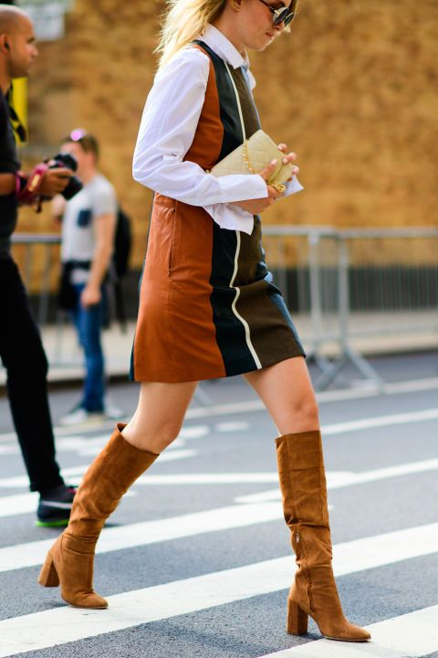 More of the Best Street Style at New York Fashion Week