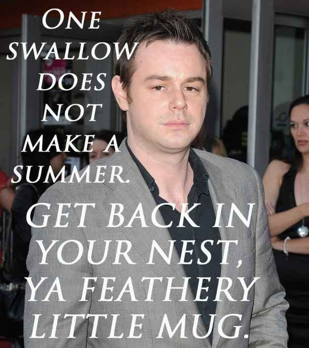 | If Danny Dyer Was A Philosopher