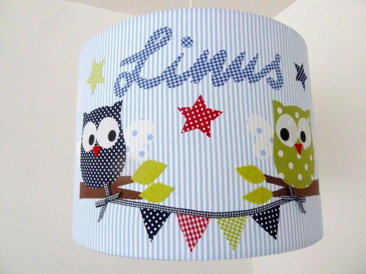 Lampenschirm,Kinderzimmerlampe++von++★Nanilu★+auf+DaWanda.com