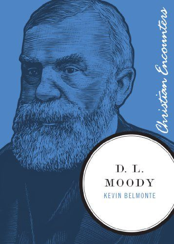 "D. L. Moody (Christian Encounters Series):   /pA plainspoken follower of Jesus, Dwight L. Moody embodies passionate, unflinching obedience to God. It's 1860, the eve of America's Gilded Age. A man in a gray, woolen suit stands in a dilapidated building in Chicago's ""Little Hell,"" a slum forgotten by the world. He is surrounded by grimy children, attentive and watchful in this makeshift school Moody established just for them./p They are waiting for Abraham Lincoln to speak. Why America'..."