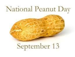 Its National Peanut Day! Today is a celebration of the peanut, which isn't really a nut at all. Technically, peanuts are legumes, simple dry fruits in the same family as peas and beans. But don't let this fun fact get in the way of your celebrating! George Washington Carver discovered over 300 practical uses for peanuts. Carver, a graduate of Iowa State University, found ways to use peanuts in shampoo, fuel, dyes, and flours.