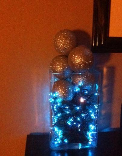 String Lights In Vases : 1000+ images about Vases & DIY + More on Pinterest