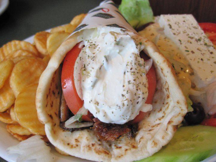 Best Greek restaurants in Montreal