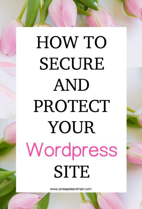 We all know about hackers and identity theft. Have you ever thought about what you would do if your blog was compromised? There is a chance that you could log in to your blog and it would be blank...all gone! Click the pin to find out everything that you can do to prevent this from happening. Protect yourself!