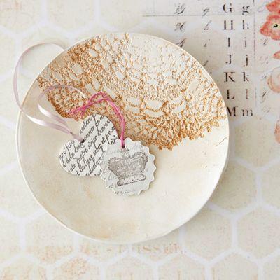 Lugdroogklei: Die tegniek - Idees