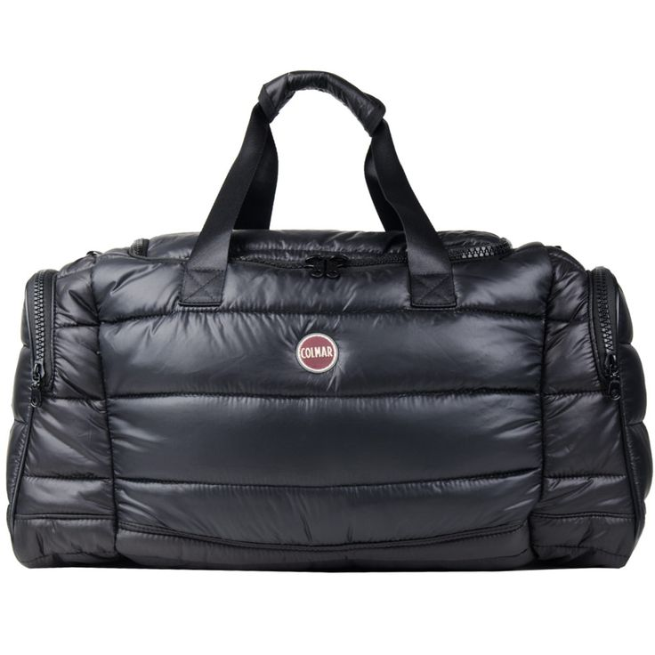 Colmar Originals Puffer Bag Black Navy Available at TrendySports
