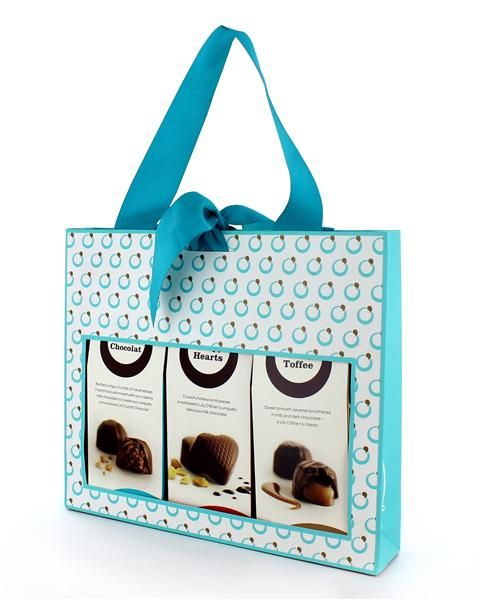 Essential Bag of Chocolate - Pouches available at LilyOBriens.ie