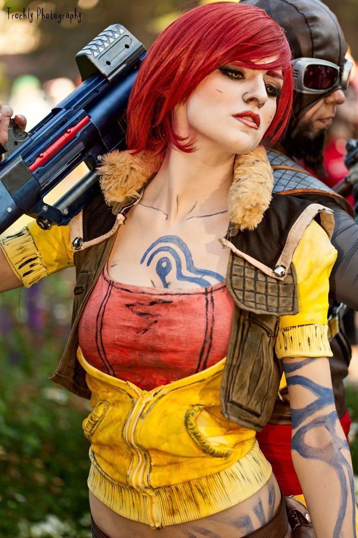 borderlands female characters cosplay wwwpixsharkcom