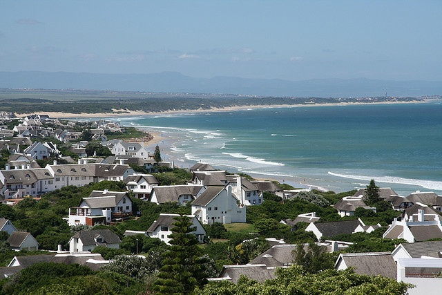 The coast, St Francis Bay, Eastern Cape, South Africa.