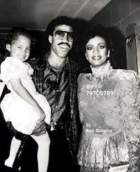 Nicole Richie Lionel Richie And Brenda Richie  adoptive parents