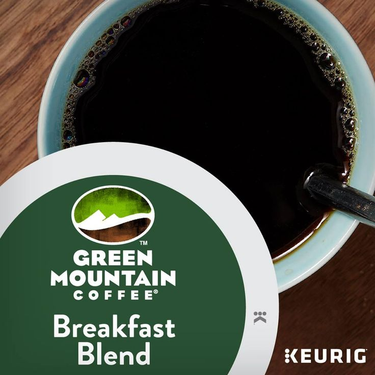 Bright, vibrant, and engaging are just a few words to describe our popular and classic Green Mountain Coffee Breakfast Blend Coffee! Cheers to our light roast fans!