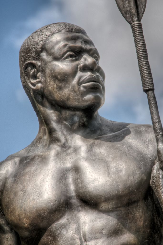 Zumbi was a famous freedom fighter who represents Black resistance to many Brazilians. An imposing bronze monument was erected to honor his historical significance in Pelourinho Square in May 2008. He led rebellions at the end of the 17th century and 300 years after his death, Brazilians pay tribute with a national day of remembrance on November 20.