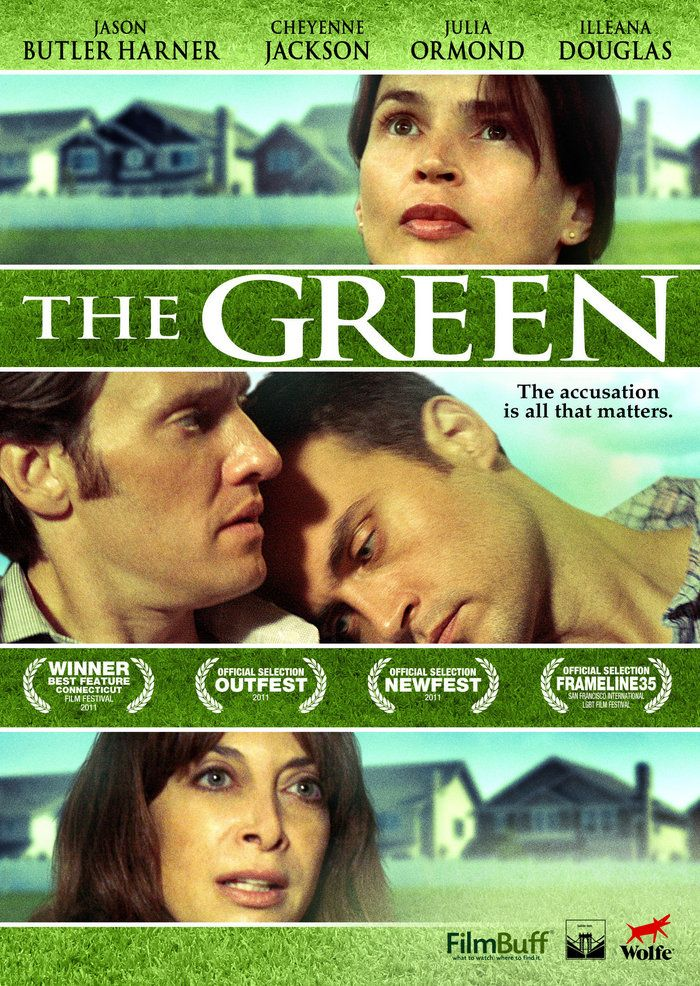 Julia Ormond,  Illeana Douglas, Jason Butler Harner in The green #movie #actor