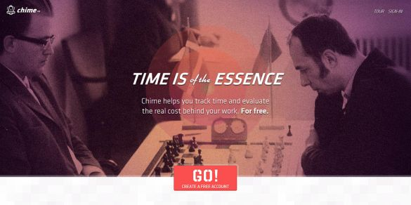 Chime - time tracking software