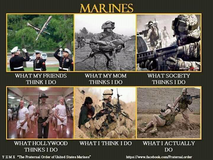 marine corps funny | Funny Marine Memes What do people think?