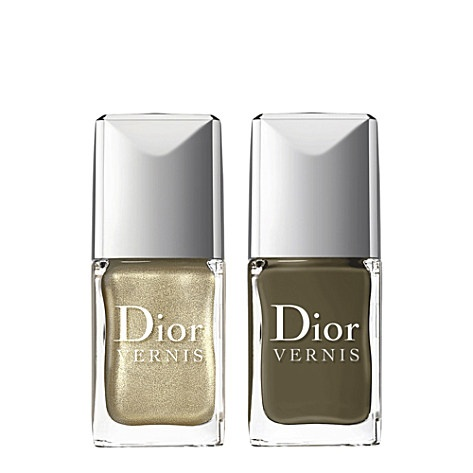 Dior Golden Jungle Collection Vernis duo