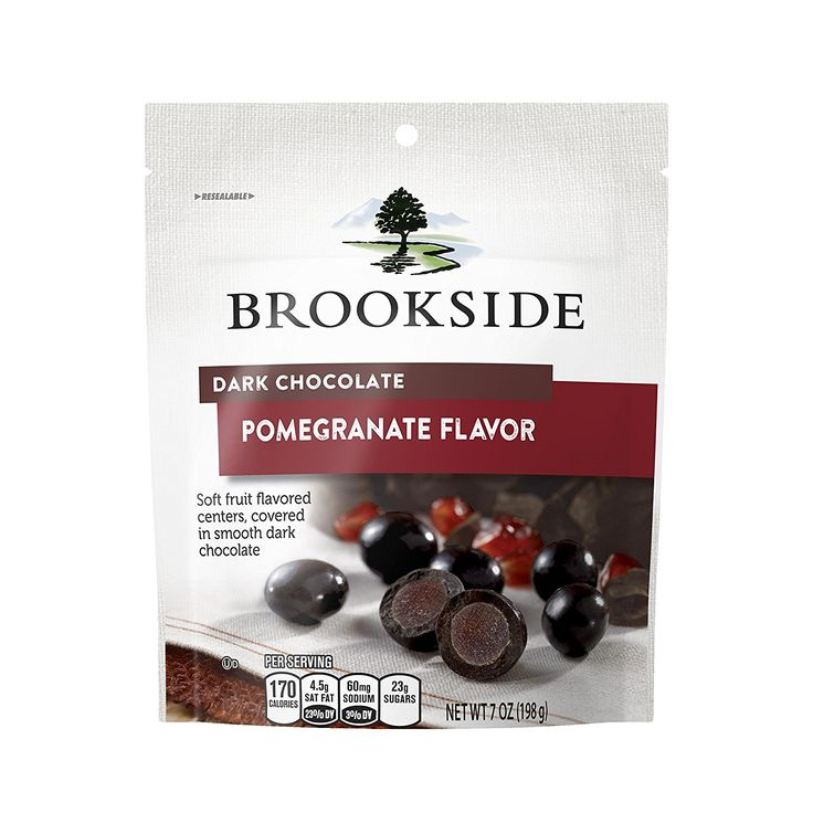 Brookside Dark Chocolate Candy, Pomegranate Flavor, 7 Ounce *** See this awesome image  - Fresh Groceries