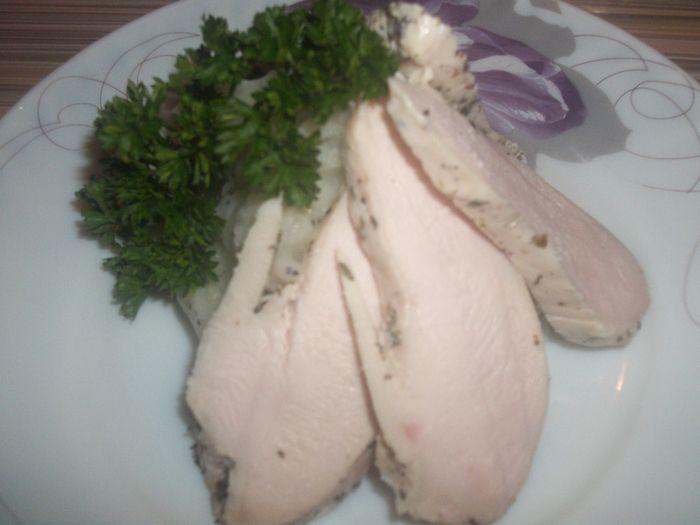 Куриная грудка в молоке (диетическое блюдо) » Женский Мир