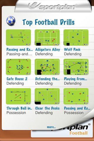football training drills apps - https://twitter.com/EpicSoccer78/status/628382434577416192