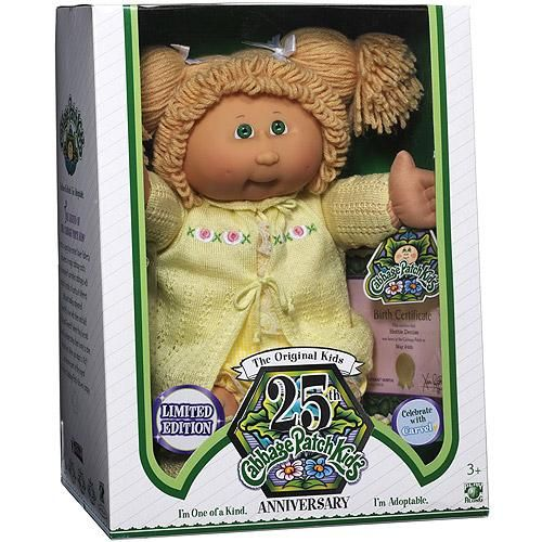 Cabbage Patch Kid-looks exactly like the one i had! her name was Maureen