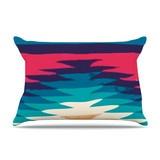 Nika Martinez Surf Pillow Case >> #nikamartinez #geometric #southwestern #kess #kessinhouse >> Check out some of Nika Martinez's designs.