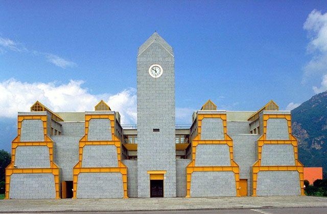 Tecnoparco del Lago Maggiore (1993-97) | Aldo Rossi