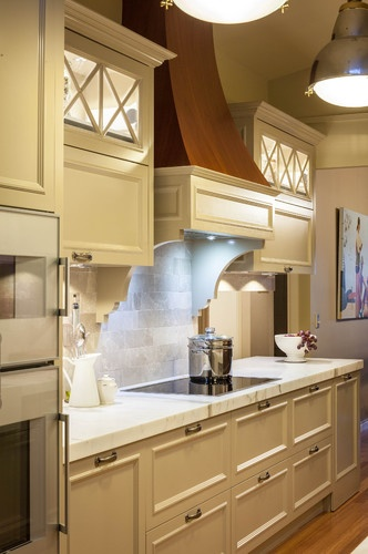 in style kitchen cabinets 19 best stove hoods images on kitchens cooker 17821