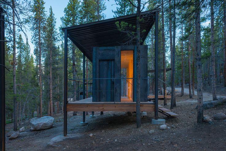 Gallery of Colorado Outward Bound Micro Cabins / University of Colorado Denver - 18