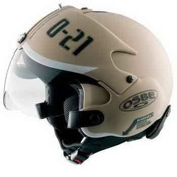 OSBE Tornado motorcycle helmet