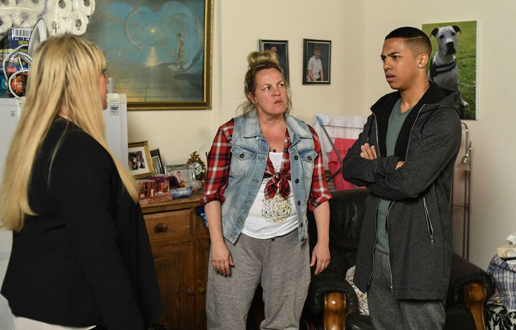 Soap spoilers: EastEnders Louise shock, Hollyoaks robbery, Coronation Street jealousy, Emmerdale anger  - DigitalSpy.com