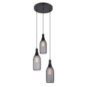 Julienne MDM-2547/3 to wisząca lampa z kolekcji retro, zaprojektowana z myślą o ponadczasowym designie.