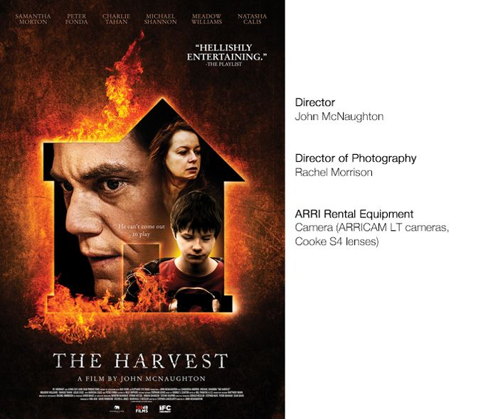 The Harvest Trailer Is Now Online Arri Rental Provided Dp Rachel