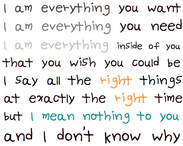everything you want-vertical horizon completely forgot about this song