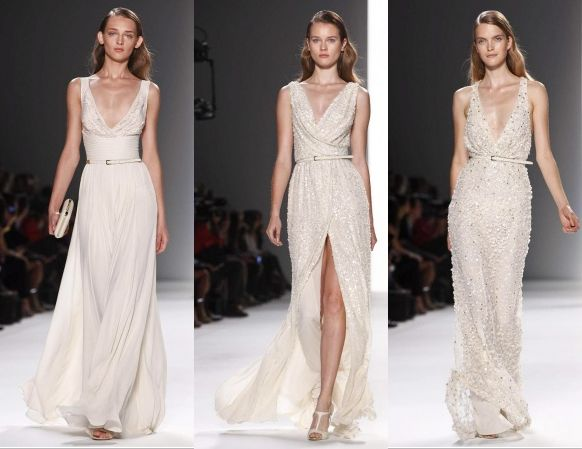 Elie Saab 2012 summer...any...yes please.: Summer 2012, Fashion Dresses, 2012 Summer Any Y, Wedding Dresses, Bridesmaid, Dresses Y, 2012 El, Left Dresses, Dresses Elie