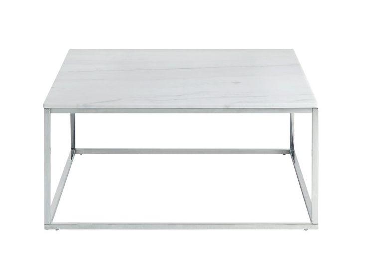 Carrie sofabord 90 svart/hvit i gruppen innendørs / bord ...