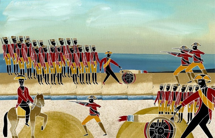 Illustrazione grafica di Oreste Zevola tratta dal film Il Resto di Niente