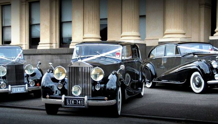 Rolls Royce Wedding Cars I Limo Hire Melbourne