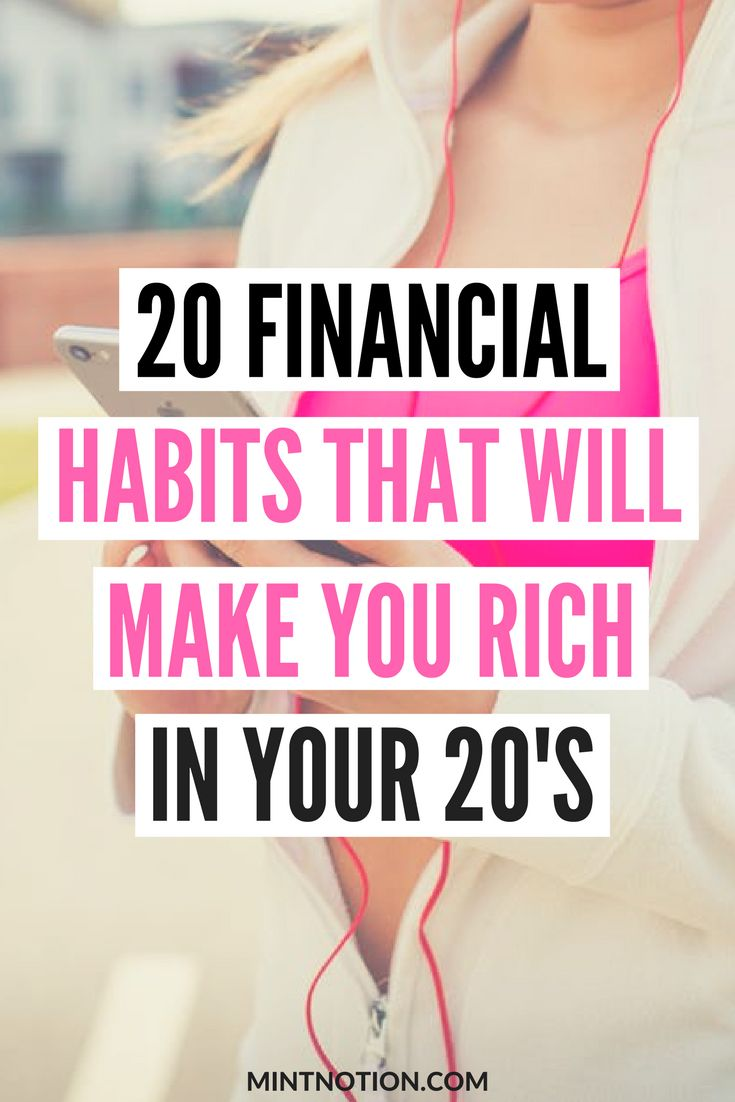 How to be rich in your 20s. Build wealth | Financial hacks | Financial help | Financial habits | Budget tips for beginners | How to save money in your 20s