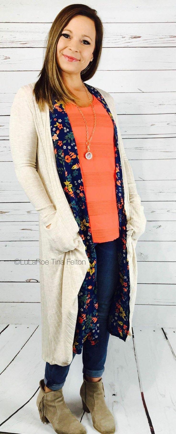 Sarah Joy And Classic T Lularoetinafelton Lularoe Outfits | LuLa Love