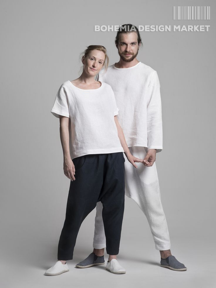 >> K.BANA << Comfortable designer item of clothing made from 100% pure linen. Suitable for yoga, travelling and relaxing. Typical casual outfit for everybody who likes comfortable, pleasant and original feeling. http://en.bohemia-design-market.com/designer/kbana #original #fashion #pure #linen #outfit #clothing #inspired #by #yoga #relax #free #time #cool #feeling #loveit #blackandwhite #bohemiadesignmarket