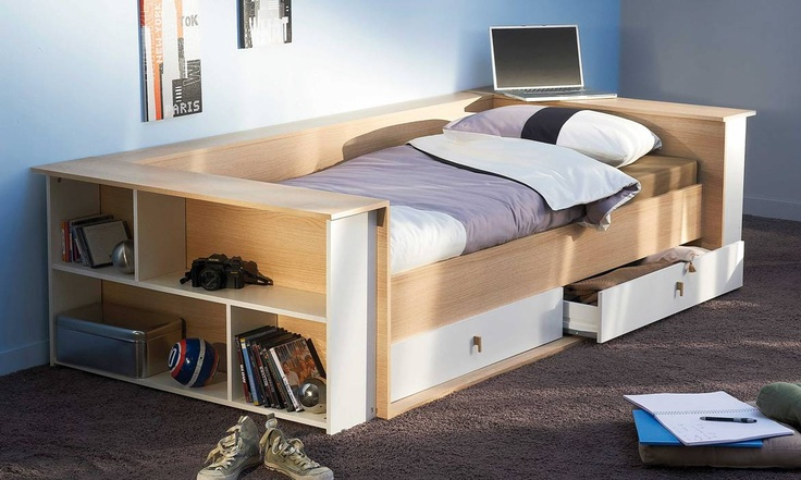 Toulon Sleep Station by Paulack Furniture from Harvey Norman New Zealand